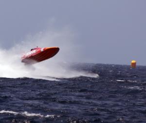 3. jump boat
